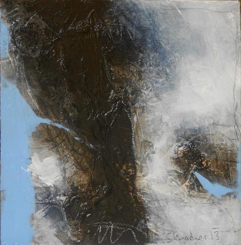 Michaela Steinacher, schau genauer hin IV, Abstraktes, Fantasie, Gegenwartskunst, Abstrakter Expressionismus