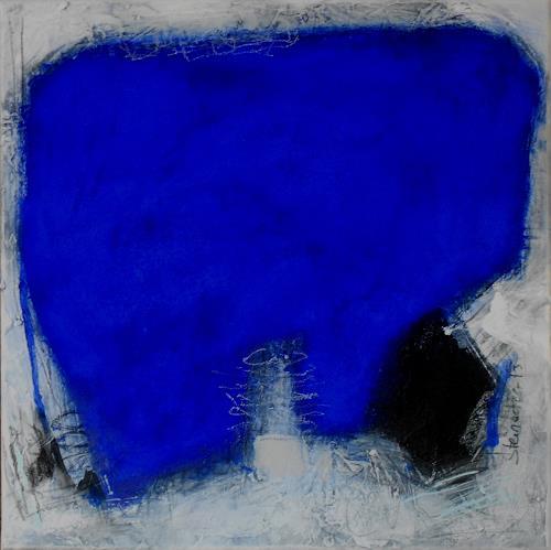 Michaela Steinacher, Umbruch II, Abstraktes, Gesellschaft, Gegenwartskunst, Expressionismus