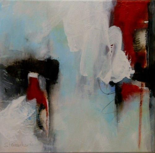 Michaela Steinacher, o.T., Abstraktes, Dekoratives, Gegenwartskunst