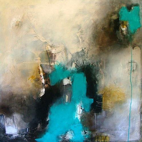 Michaela Steinacher, Der Weg ist das Ziel, Abstraktes, Dekoratives, Gegenwartskunst, Expressionismus