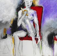 Michaela-Steinacher-Akt-Erotik-Akt-Frau-Essen-Moderne-Moderne