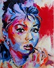 M. Steinacher, Audrey Hepburn