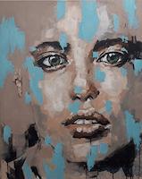 Michaela-Steinacher-Menschen-Gesichter-Menschen-Moderne-expressiver-Realismus