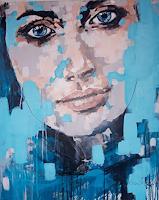 Michaela-Steinacher-Menschen-Portraet-Menschen-Moderne-Abstrakte-Kunst