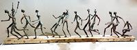 V. Zumsteg, Run of life / Lauf des Lebens (Vic Zumsteg)