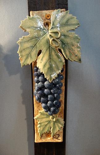 Vic Zumsteg, Traube (Annamarie Zumsteg), Natur: Diverse, Dekoratives