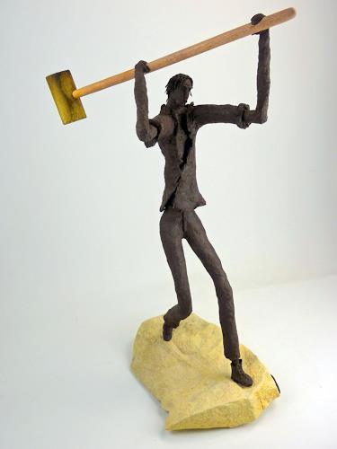 Vic Zumsteg, Worry-Slayer / Sorgen-Vernichter / worries annihilator (Vic Zumsteg), Abstraktes, Dekoratives, Abstrakte Kunst, Abstrakter Expressionismus