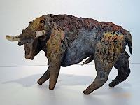 Annamarie + Vic Zumsteg, Stier, Bull  (Vic Zumsteg)