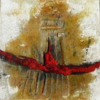 Anneliese-Di-Vora-Glauben-Moderne-Abstrakte-Kunst