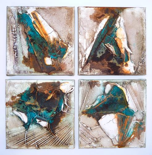 Werner Eisenreich, Ocean, Abstraktes, Expressionismus