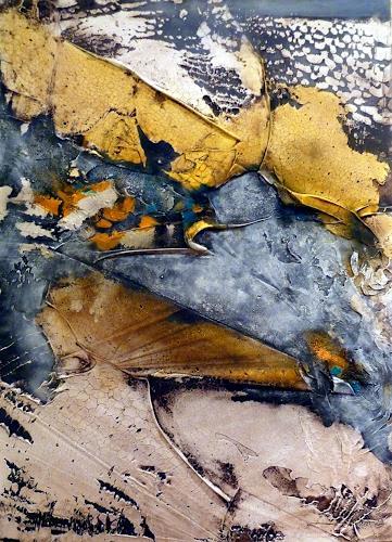 Werner Eisenreich, o.T, Abstraktes, Abstrakter Expressionismus