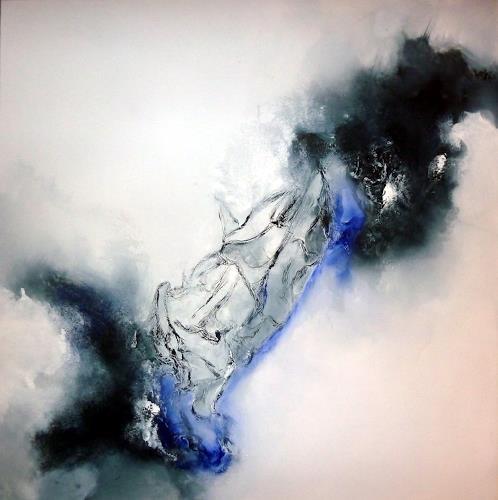Werner Eisenreich, Netzwerk, Abstraktes, Abstrakter Expressionismus