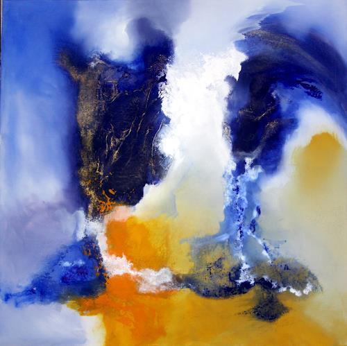 Werner Eisenreich, Laguna, Abstraktes
