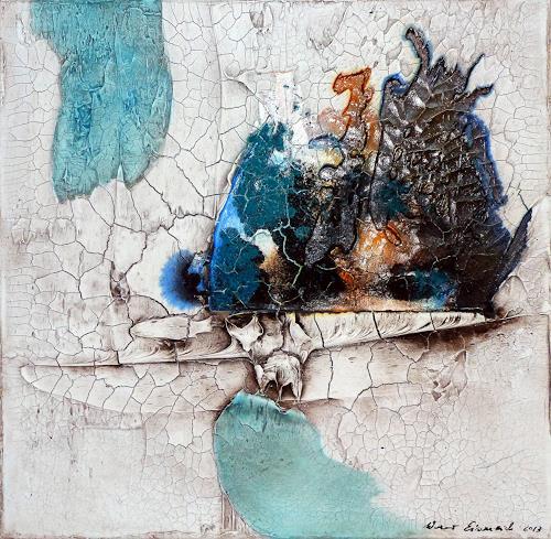 Werner Eisenreich, o.T, Abstraktes, Expressionismus