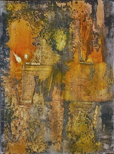 Werner Eisenreich, o.T., Abstraktes
