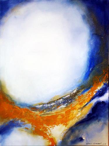 Werner Eisenreich, o.T, Abstraktes