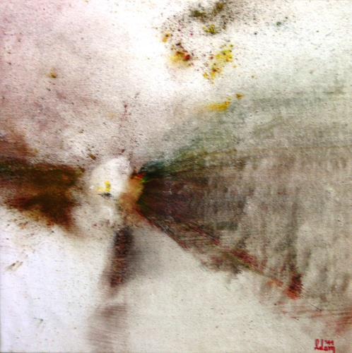 Nils Adam, Explosion, Abstraktes, Diverses, Abstrakter Expressionismus