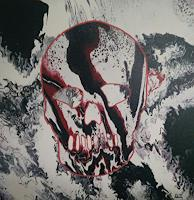 N. Adam, Skull