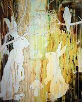 Nils-Adam-Diverse-Tiere-Abstraktes-Moderne-Abstrakte-Kunst