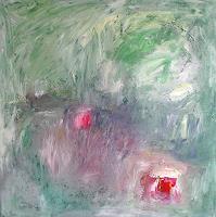 Billa-Sonne-Abstraktes-Gegenwartskunst--Gegenwartskunst-