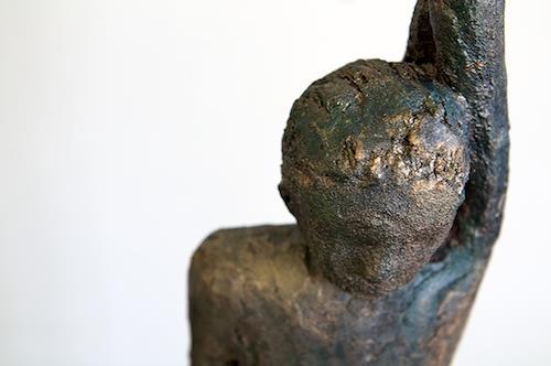 Renate Moser, Bronzejunge, Menschen: Mann, Naturalismus, Moderne