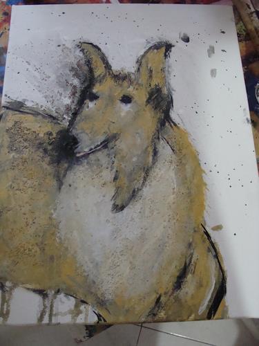 Ursula Bieri, Colli, Abstraktes, Diverse Tiere, Moderne