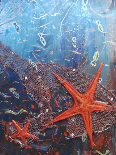 Ursula Bieri, Meerestiefe, Natur: Wasser, Tiere: Wasser, Moderne