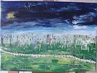 Ursula-Bieri-Abstraktes-Landschaft-Ebene-Moderne-Moderne