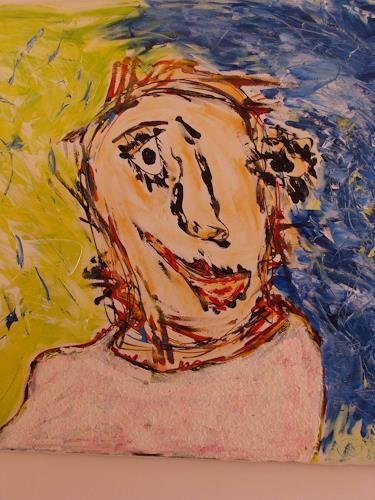 Ursula Bieri, Mann, Abstraktes, Menschen: Mann, Moderne