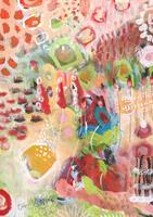 Christa-Otte-Kreisel-Fantasie-Moderne-Abstrakte-Kunst