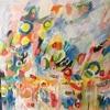 Christa Otte-Kreisel, o.T., Abstraktes, Abstrakte Kunst