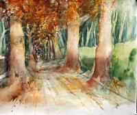 Gertraud-Wagner-Landschaft-Herbst