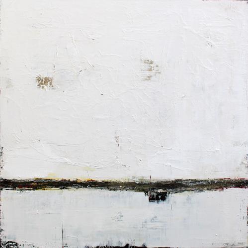 Birgit Dierker, skyline IV, Diverses, Gegenwartskunst, Abstrakter Expressionismus