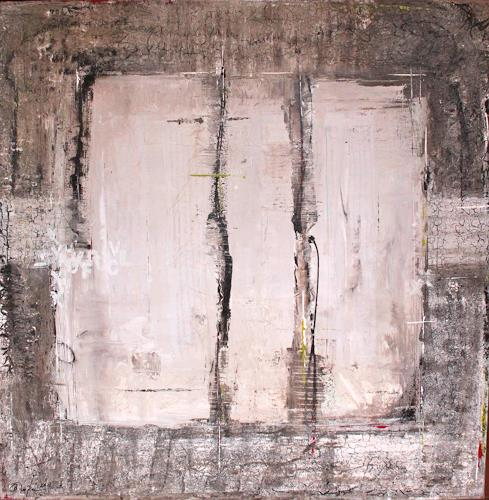 Birgit Dierker prayer ii birgit dierker abstraktes malerei