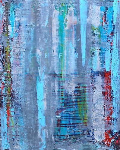 Birgit Dierker hafen iv birgit dierker abstraktes malerei