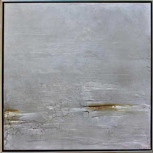 Birgit Dierker, O/T, Abstraktes, Informel