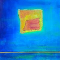 Florian-Freeman-Fantasie-Skurril-Moderne-Abstrakte-Kunst-Colour-Field-Painting