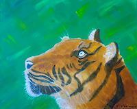 F. Freeman, Was denkt der Tiger?