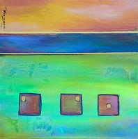 Florian-Freeman-Abstraktes-Skurril-Moderne-Abstrakte-Kunst-Colour-Field-Painting