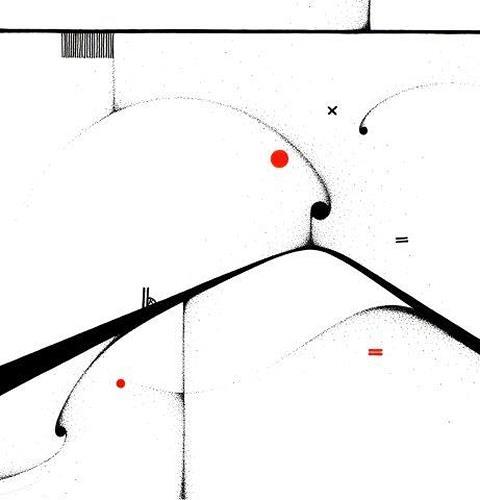 Ryn Shaparenko, o.T., Abstraktes, Bauhaus, Abstrakte Kunst, Moderne