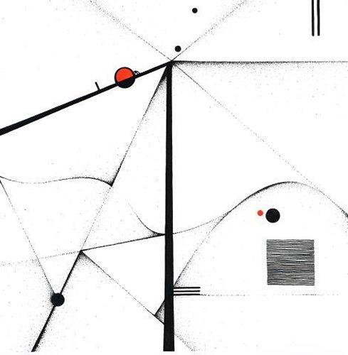 Ryn Shaparenko, o.T., Abstraktes, Bauhaus