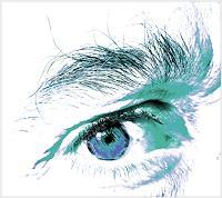 K. Kriegeris, kalter Blick
