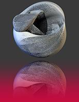 K. Kriegeris, 3D like Skulpture