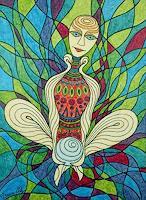 Dana-Manta-Diverse-Menschen-Symbol-Moderne-Andere-Neue-Figurative-Malerei