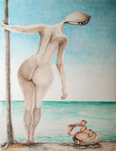 arthoss, Der erste Blickkontakt, Fantasie, Surrealismus