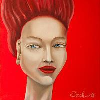 arthoss-Menschen-Frau-Moderne-Avantgarde-Surrealismus