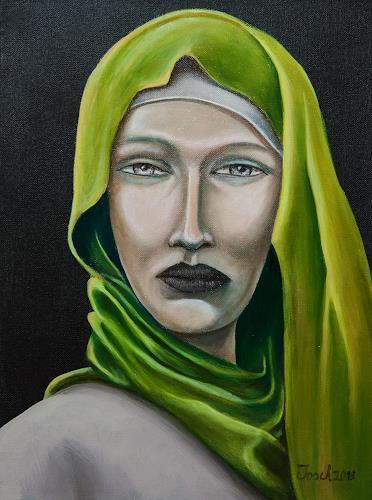 arthoss, Arabien women, Menschen: Frau, Religion, Realismus