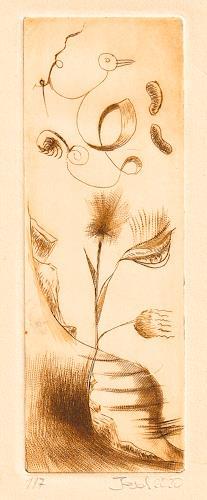 arthoss, Im Zeichen des Schwans, Fantasie, Pflanzen, Surrealismus