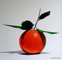 V. Reimann, Stilleben mit Frucht