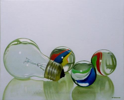 Valentin Reimann, Birne, Stilleben, Stilleben, Realismus, Expressionismus